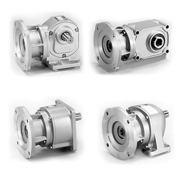 NEMA 56C Speed Reducers