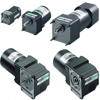 World K Series Reversible AC Motors