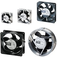 Long Life DC Axial Fans