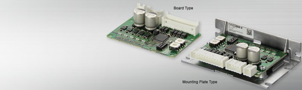 2-Phase Bipolar Stepper Motor Drivers