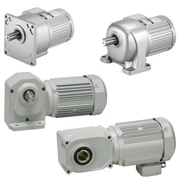 Motoredutores CA monofásicos Brother Gearmotors