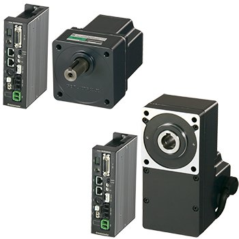 BVH Series Brushless DC Motors