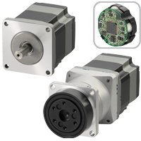 Closed Loop, Absolute Encoder Stepper Motors - AZ Series